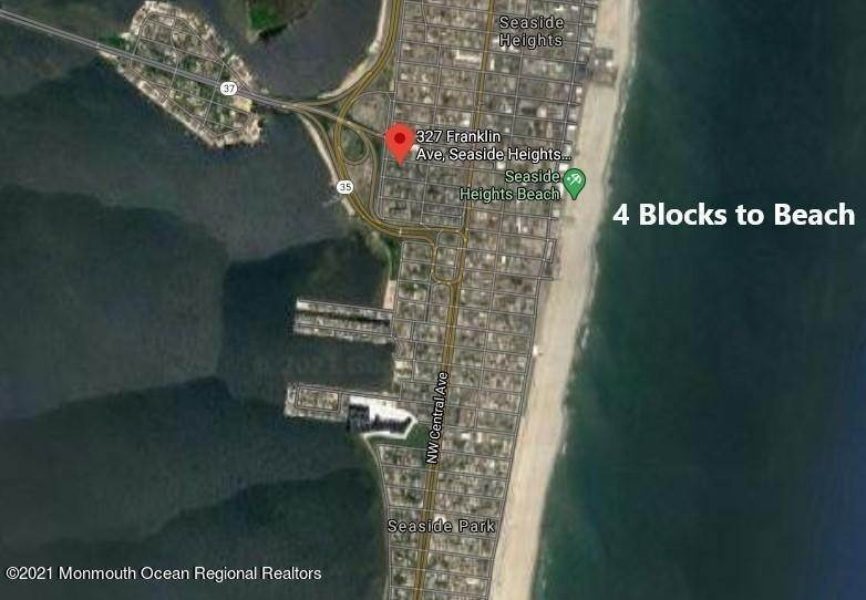 Land for Sale at 327 Franklin Avenue Seaside Heights, New Jersey 08751 United States