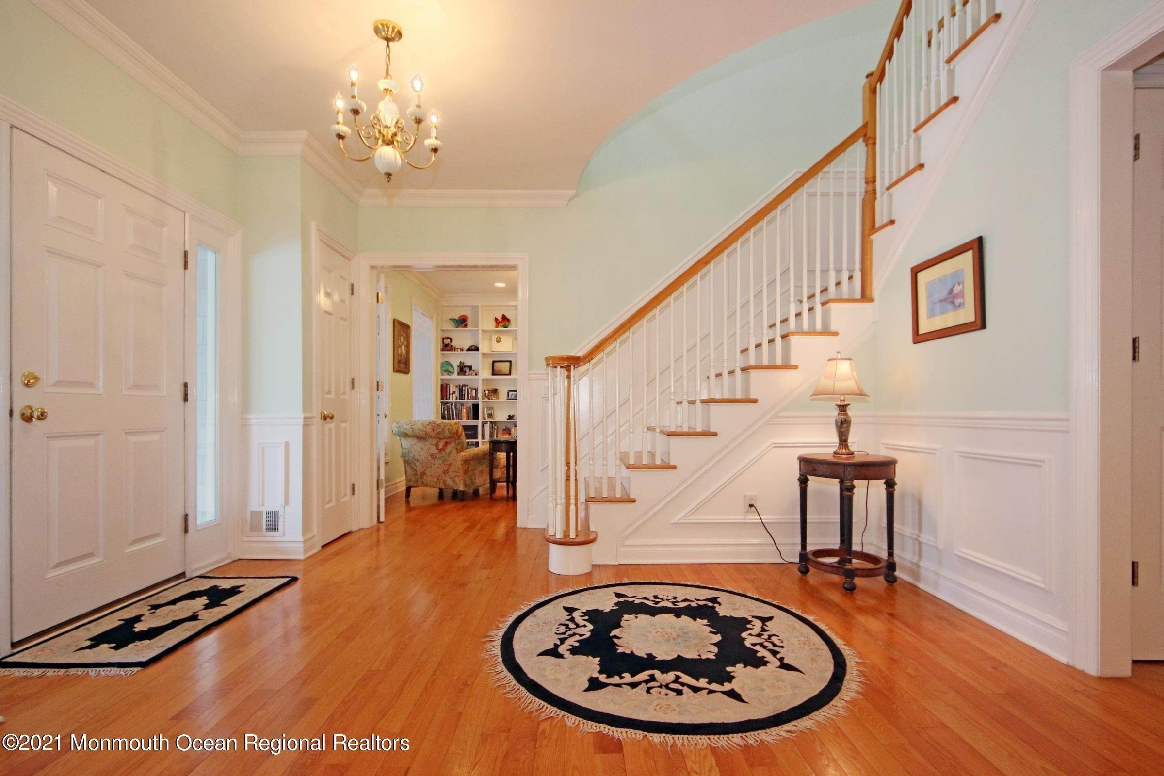 13. Single Family Homes for Sale at 11 Manson Place Little Silver, New Jersey 07739 United States