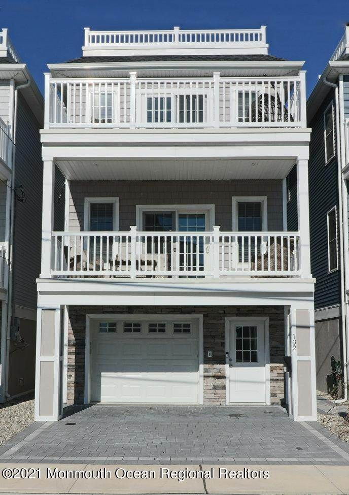 2. Single Family Homes for Sale at 124 Hancock Avenue Seaside Heights, New Jersey 08751 United States
