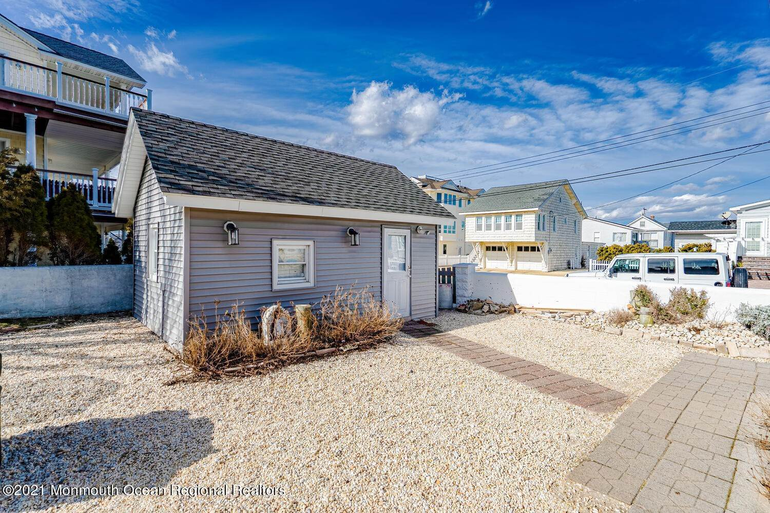 8. Single Family Homes for Sale at 1215 Ocean Avenue Seaside Park, New Jersey 08752 United States