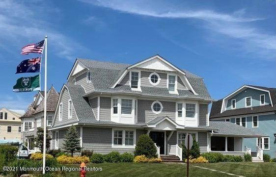 Single Family Homes for Sale at 16 Salem Avenue Spring Lake, New Jersey 07762 United States
