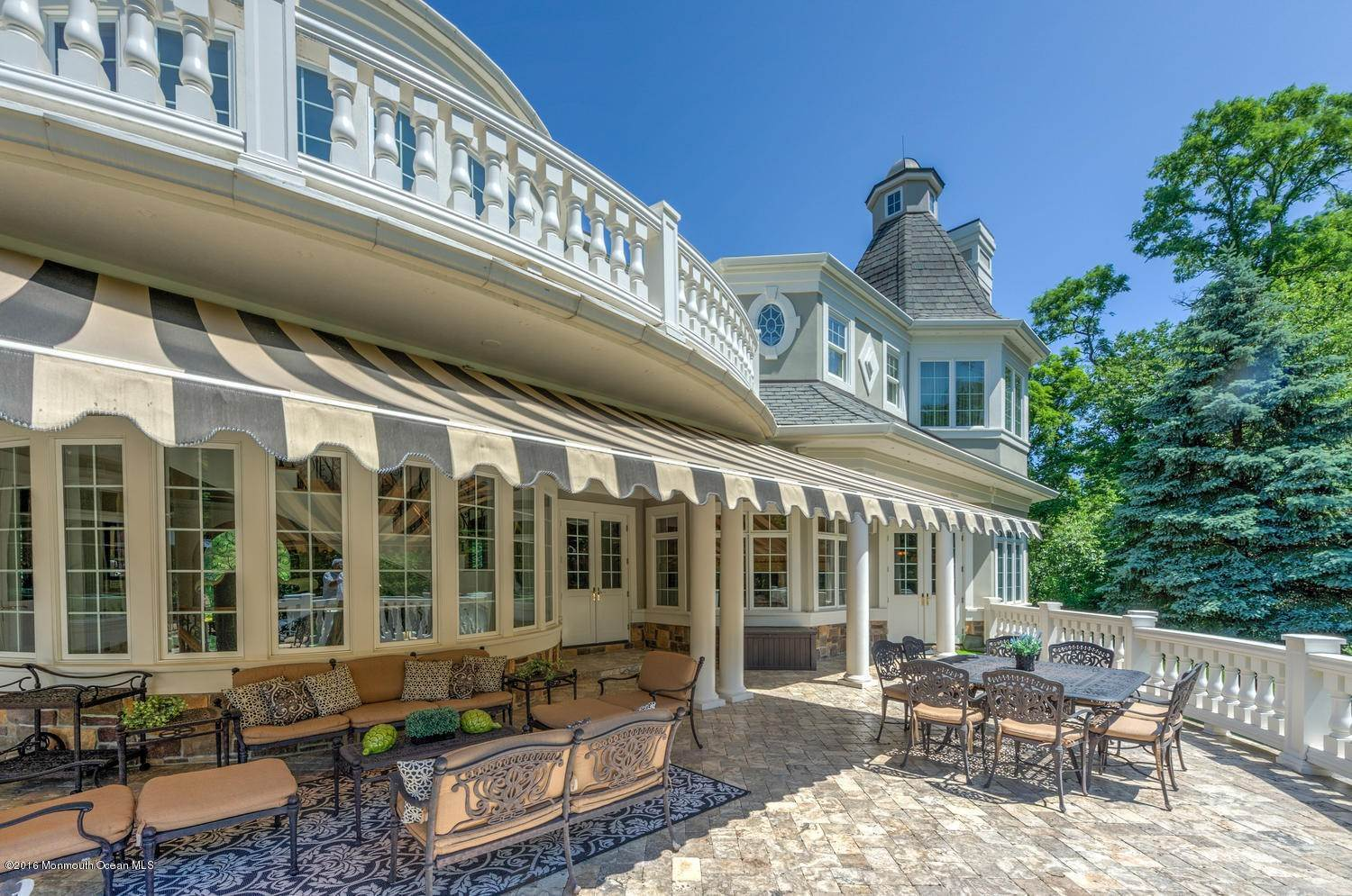 12. Single Family Homes for Sale at 21 Hominy Hill Road Colts Neck, New Jersey 07722 United States