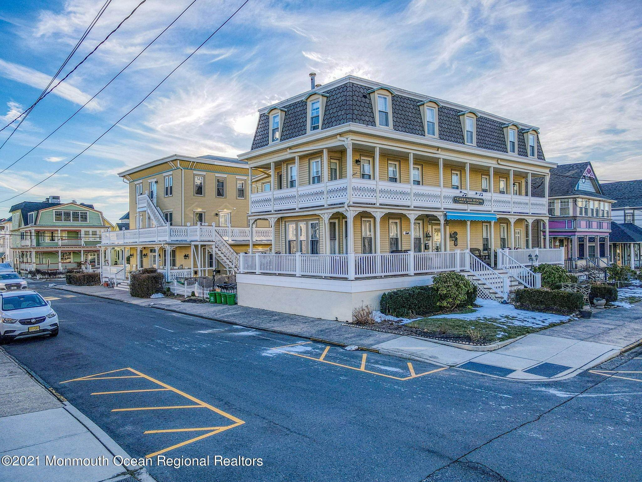 Commercial for Sale at 18 Heck Avenue Ocean Grove, New Jersey 07756 United States