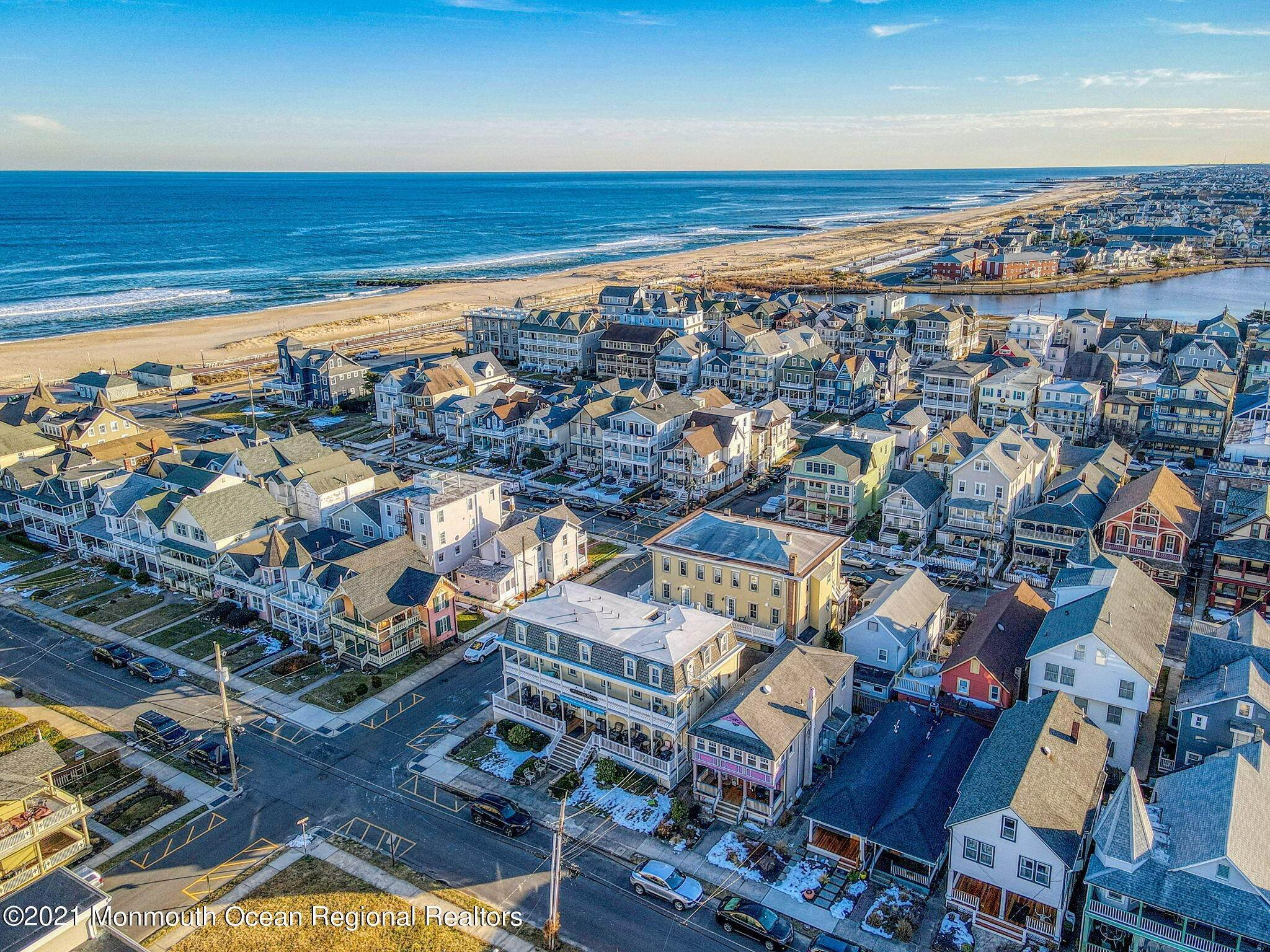 9. Commercial for Sale at 18 Heck Avenue Ocean Grove, New Jersey 07756 United States