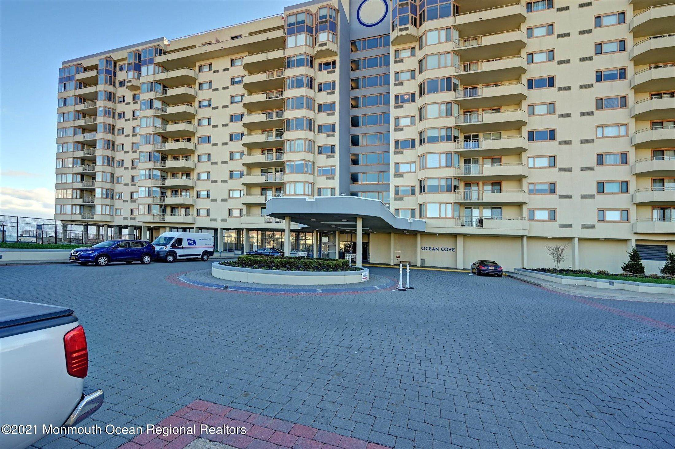Condominiums for Sale at 717 Ocean Avenue Long Branch, New Jersey 07740 United States
