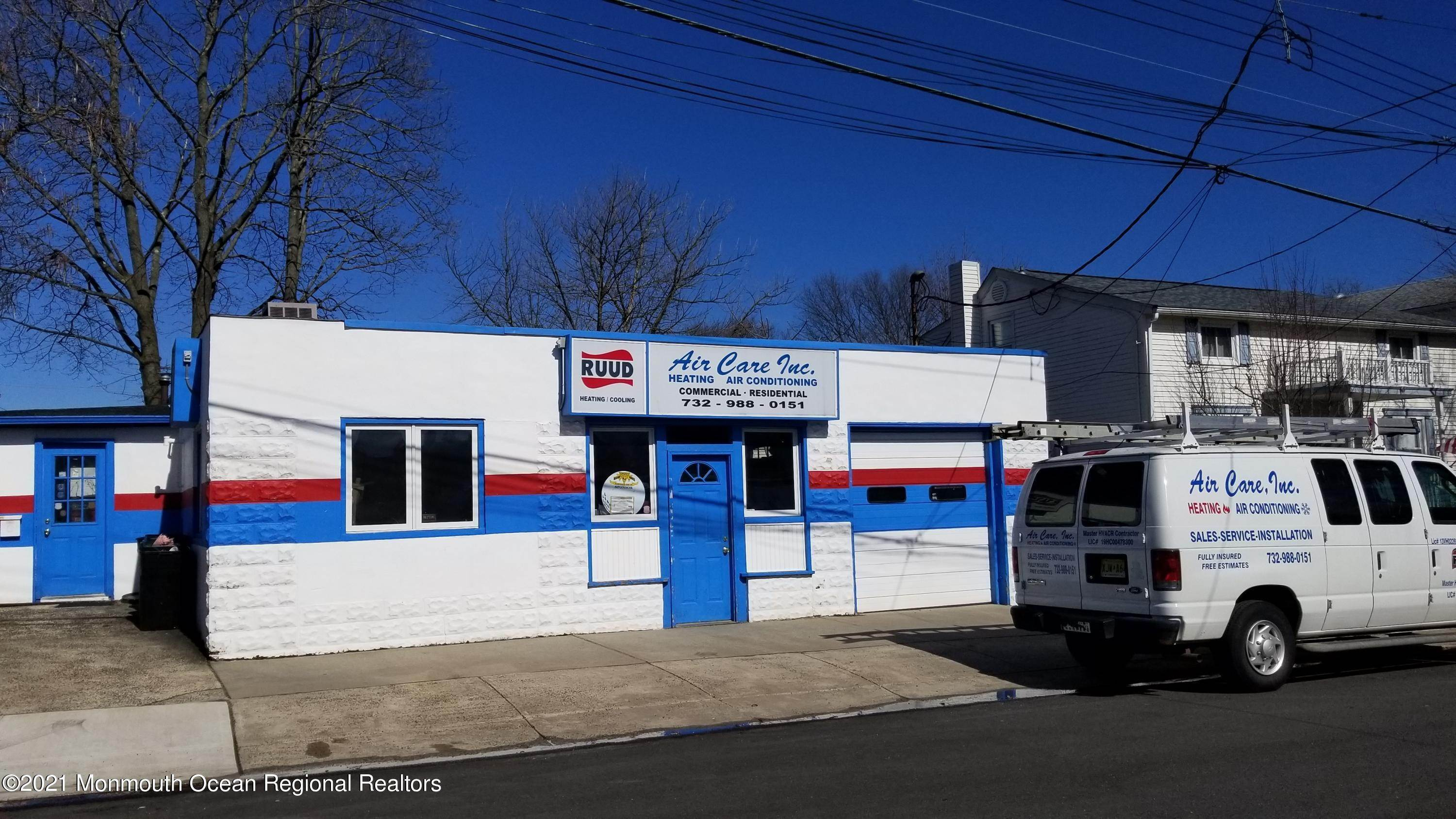 Business for Sale at 608 Monmouth Avenue Bradley Beach, New Jersey 07720 United States