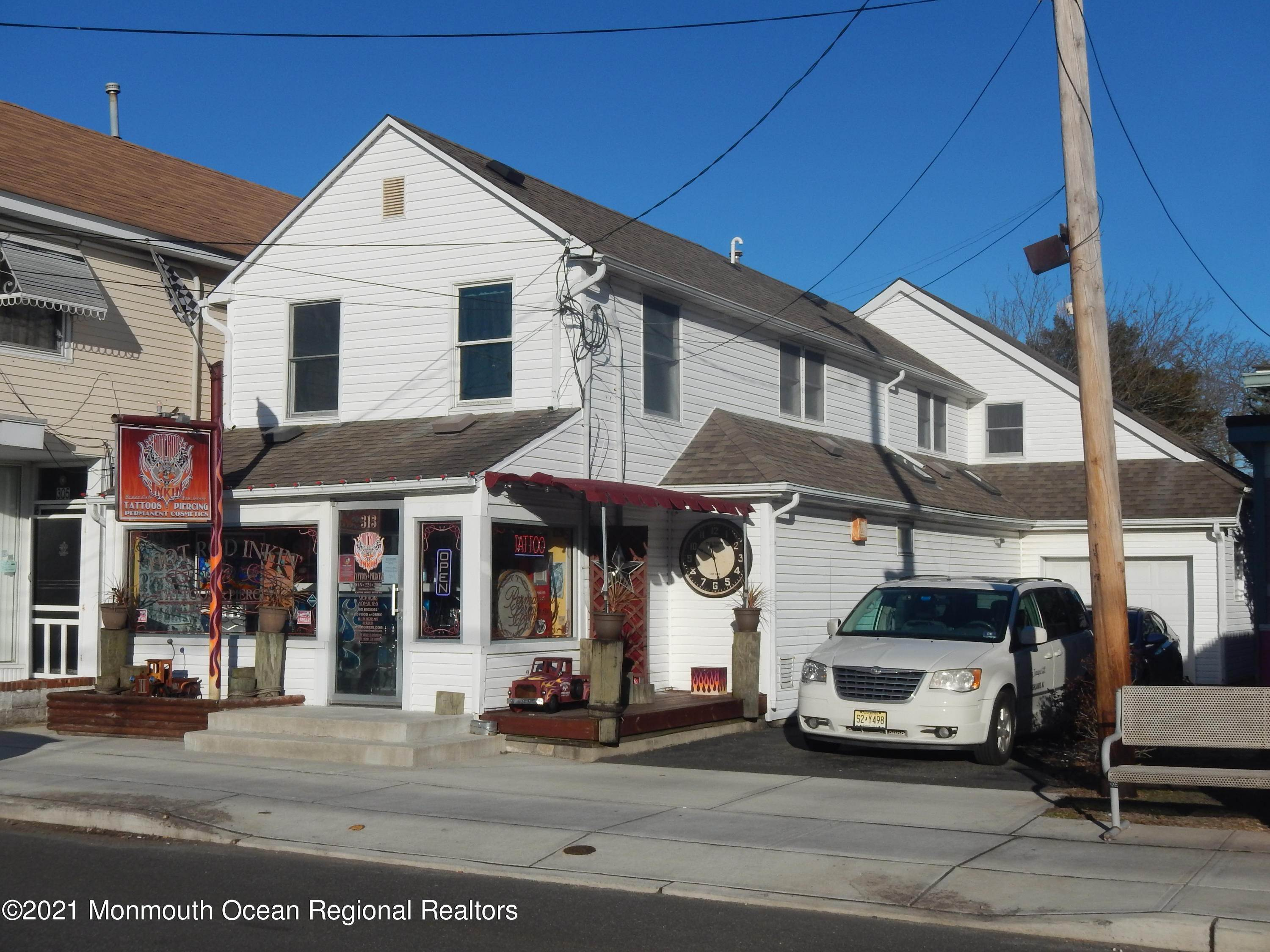 Commercial for Sale at 313 Ocean Gate Avenue Ocean Gate, New Jersey 08740 United States