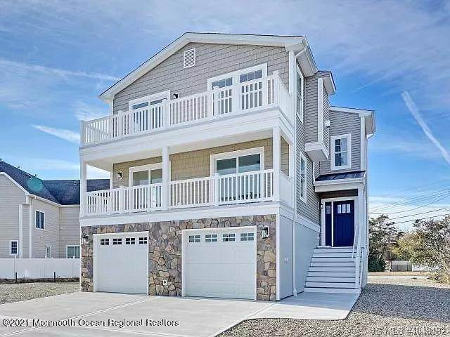 3. Single Family Homes for Sale at 114 M Street Seaside Park, New Jersey 08752 United States