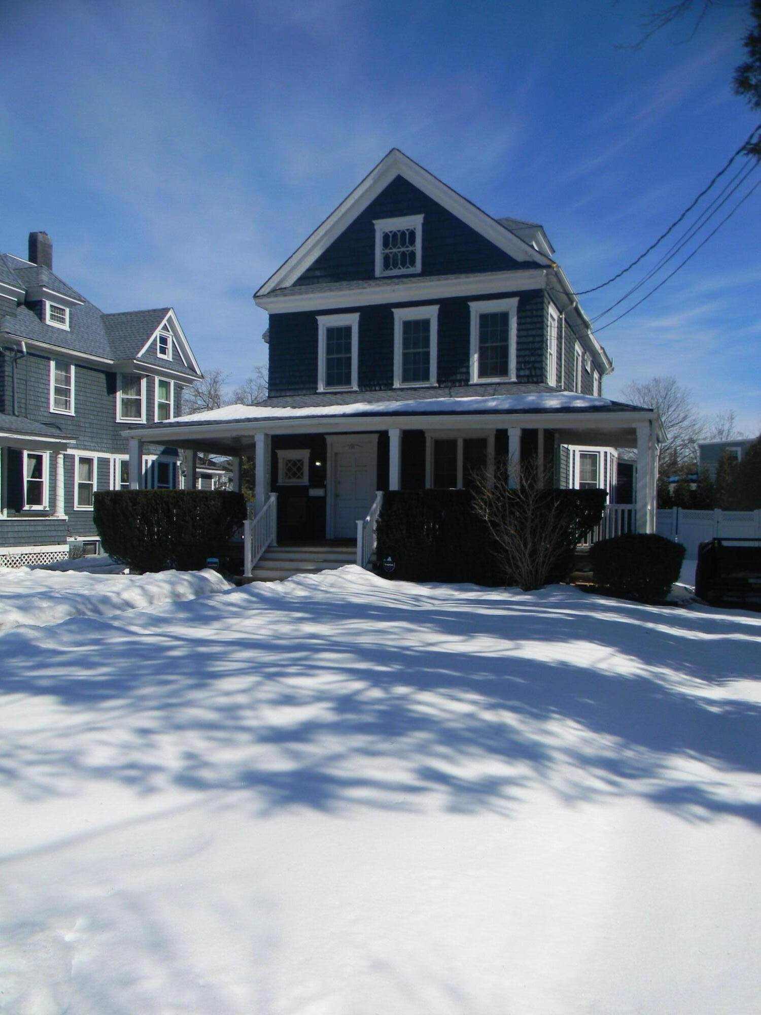 Single Family Homes em 191 Maple Avenue Red Bank, Nova Jersey 07701 Estados Unidos