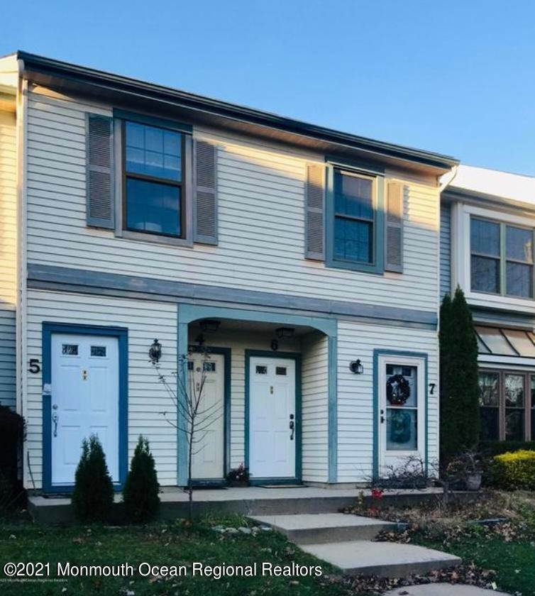 Condominiums em 40 Bristol Court Freehold, Nova Jersey 07728 Estados Unidos