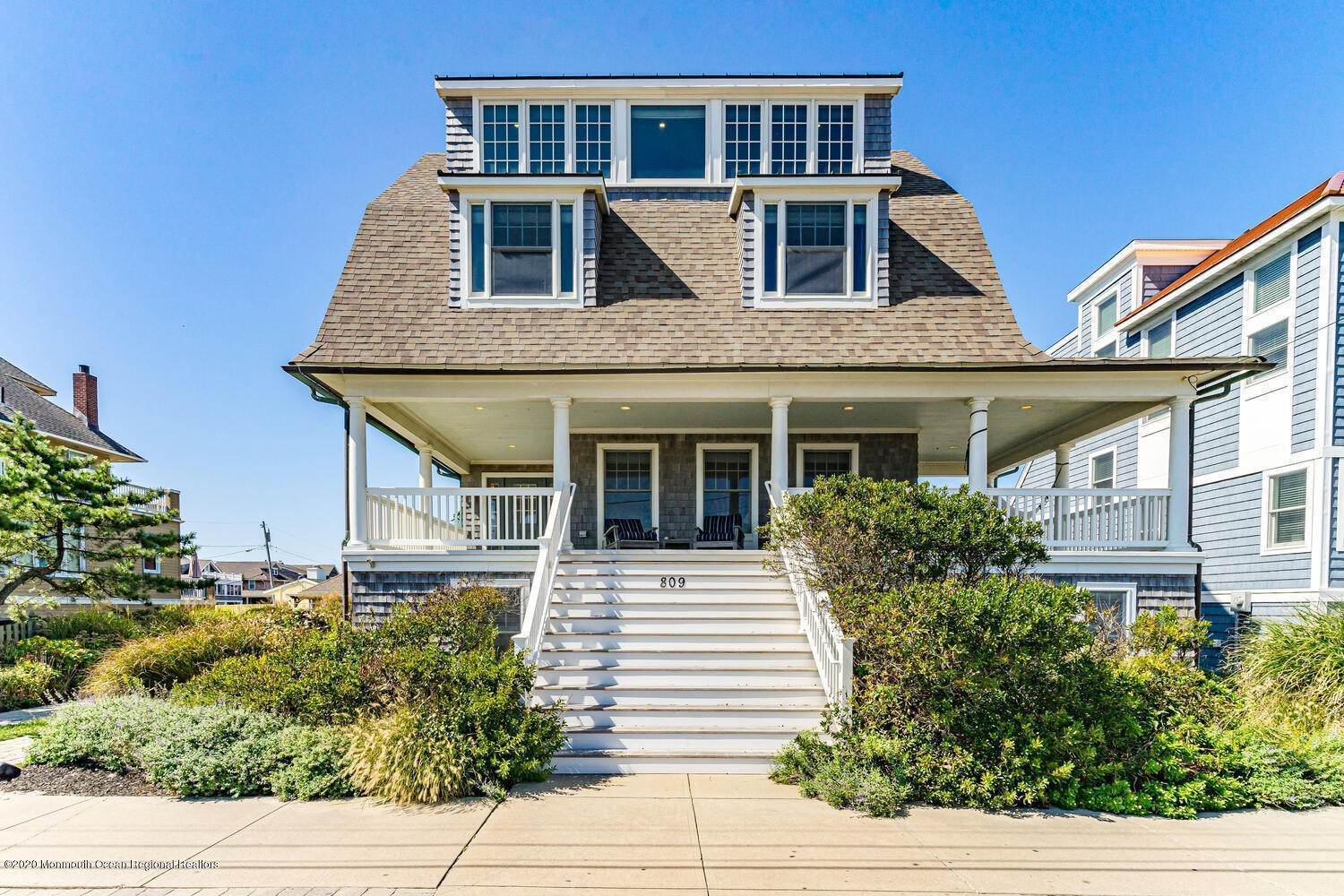 Single Family Homes at 809 Ocean Avenue Seaside Park, New Jersey 08752 United States