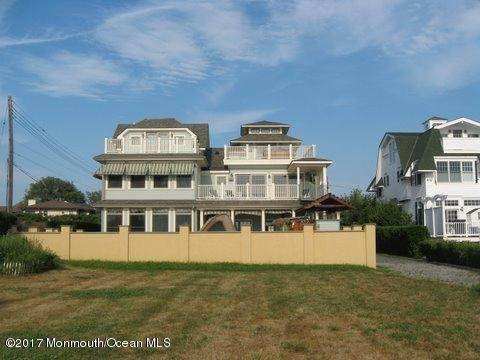 Single Family Homes for Sale at 26 Park Road Monmouth Beach, New Jersey 07750 United States