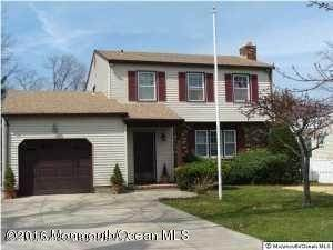 Single Family Homes at 720 Pitney Drive Spring Lake Heights, New Jersey 07762 United States