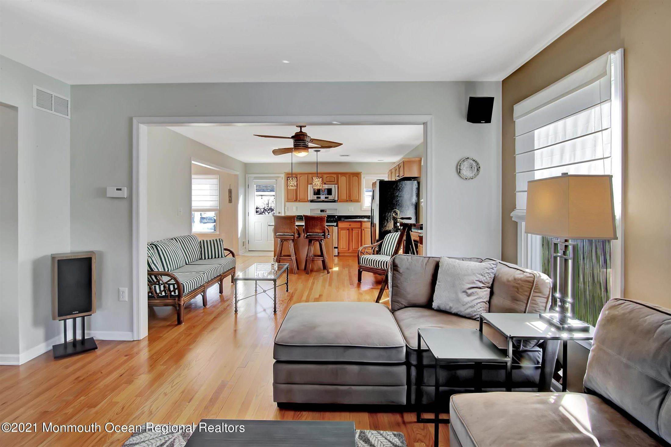 9. Single Family Homes for Sale at 361 Sairs Avenue Long Branch, New Jersey 07740 United States