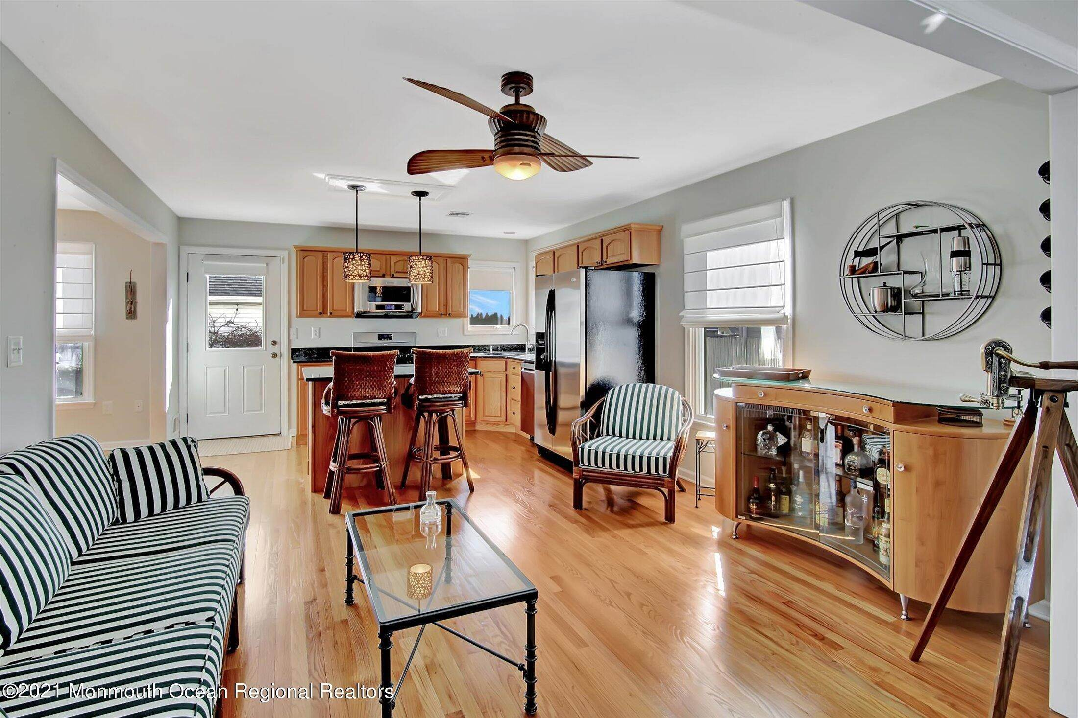 10. Single Family Homes for Sale at 361 Sairs Avenue Long Branch, New Jersey 07740 United States