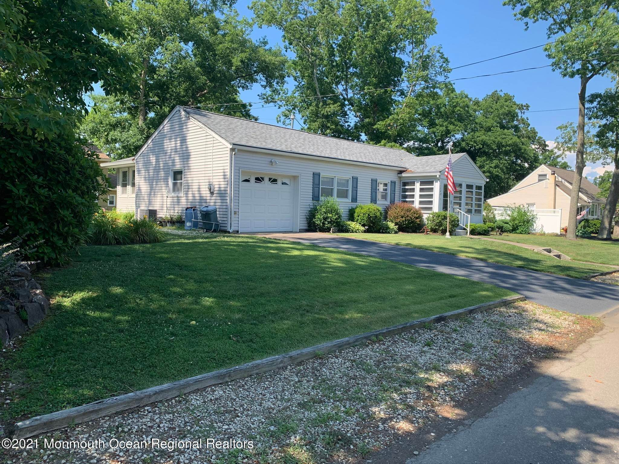10. Single Family Homes for Sale at 1742 Edgewood Road Forked River, New Jersey 08731 United States