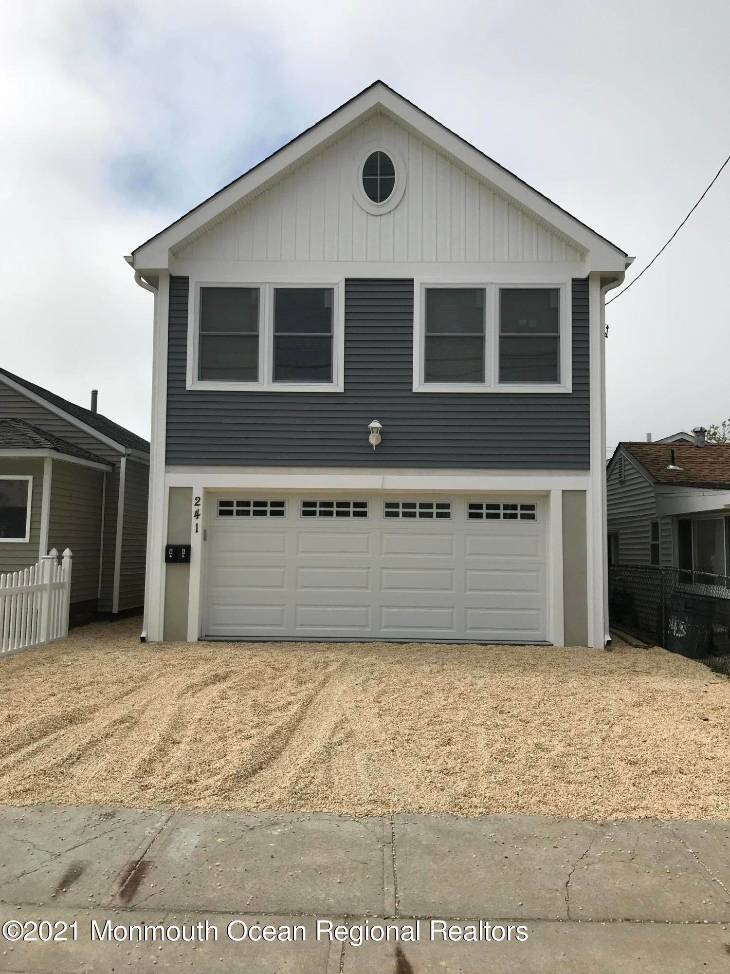 Multi-Family Homes for Sale at 241 Hiering Avenue Seaside Heights, New Jersey 08751 United States