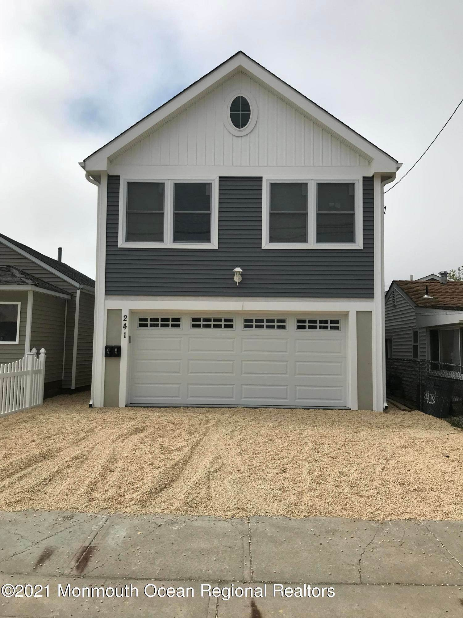 Single Family Homes for Sale at 241 Hiering Avenue Seaside Heights, New Jersey 08751 United States