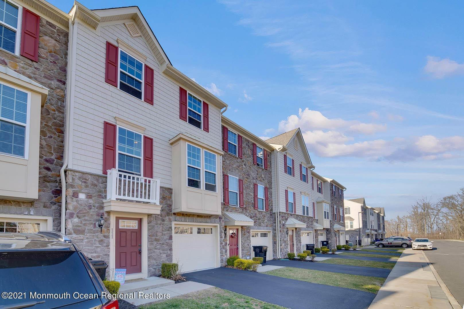 Condominiums for Sale at 111 Phillip E. Frank Way Cliffwood, New Jersey 07721 United States
