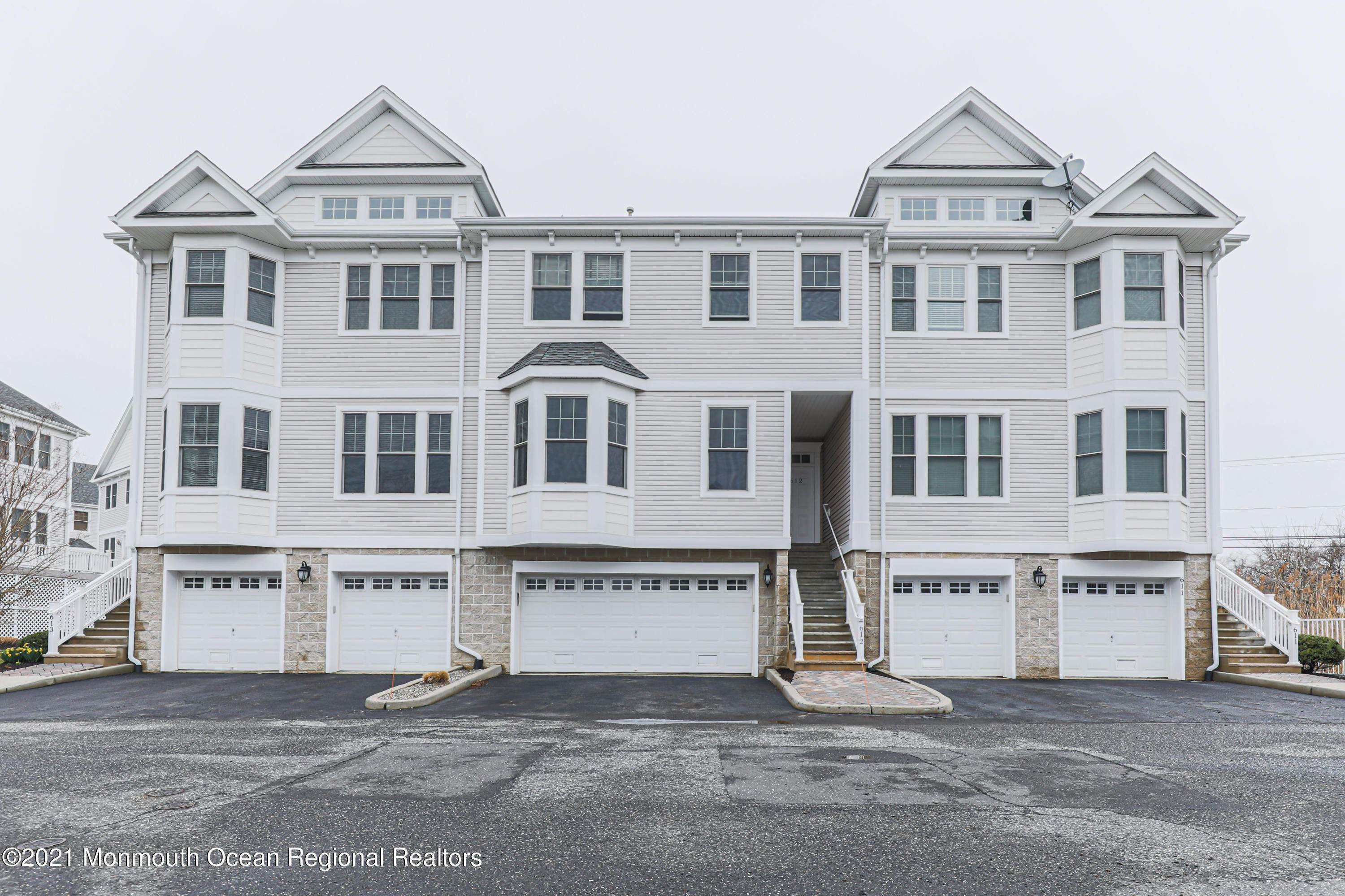 Condominiums for Sale at 612 Park Avenue Port Monmouth, New Jersey 07758 United States