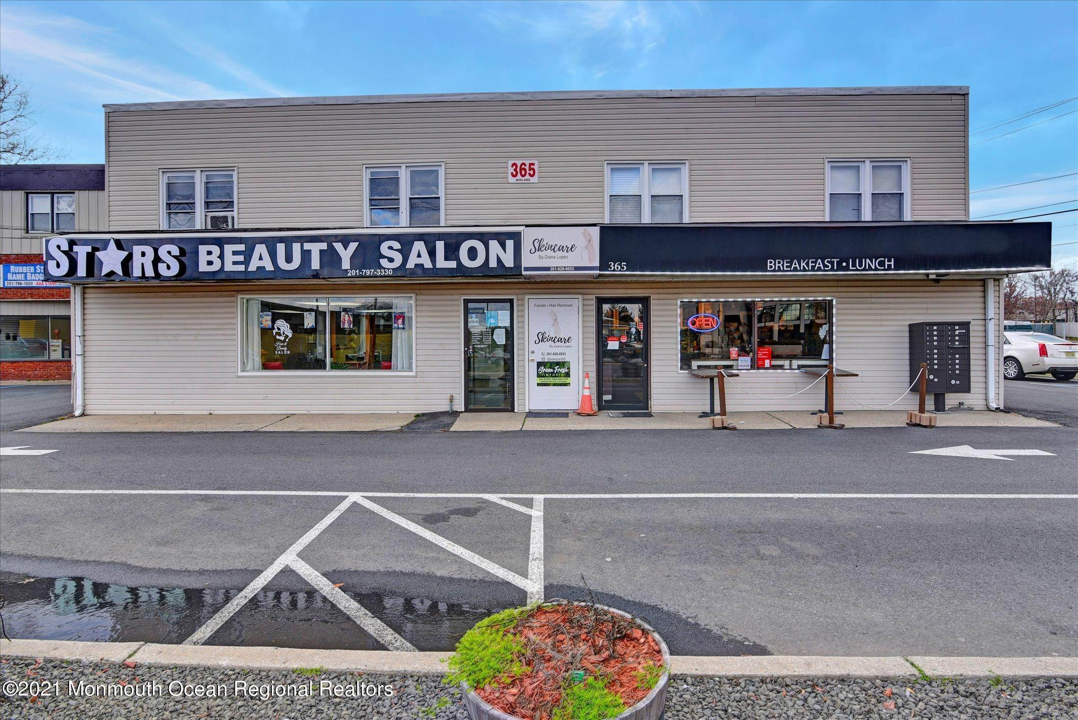 Business for Sale at 365 Midland Avenue Saddle Brook, New Jersey 07663 United States