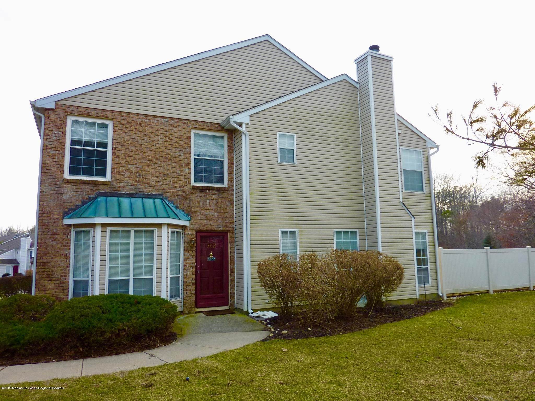 Condominiums at 302 Harvard Place Morganville, New Jersey 07751 United States