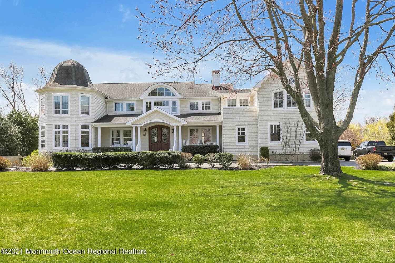 Single Family Homes for Sale at 30 Riverside Drive Rumson, New Jersey 07760 United States