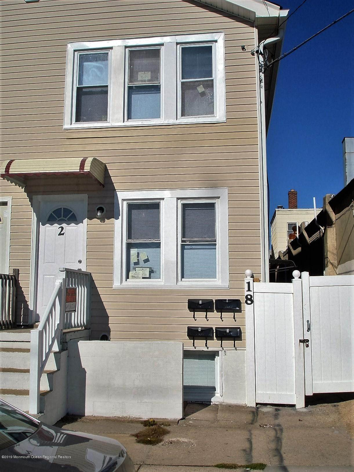 Multi-Family Homes for Sale at 18 Dupont Avenue Seaside Heights, New Jersey 08751 United States