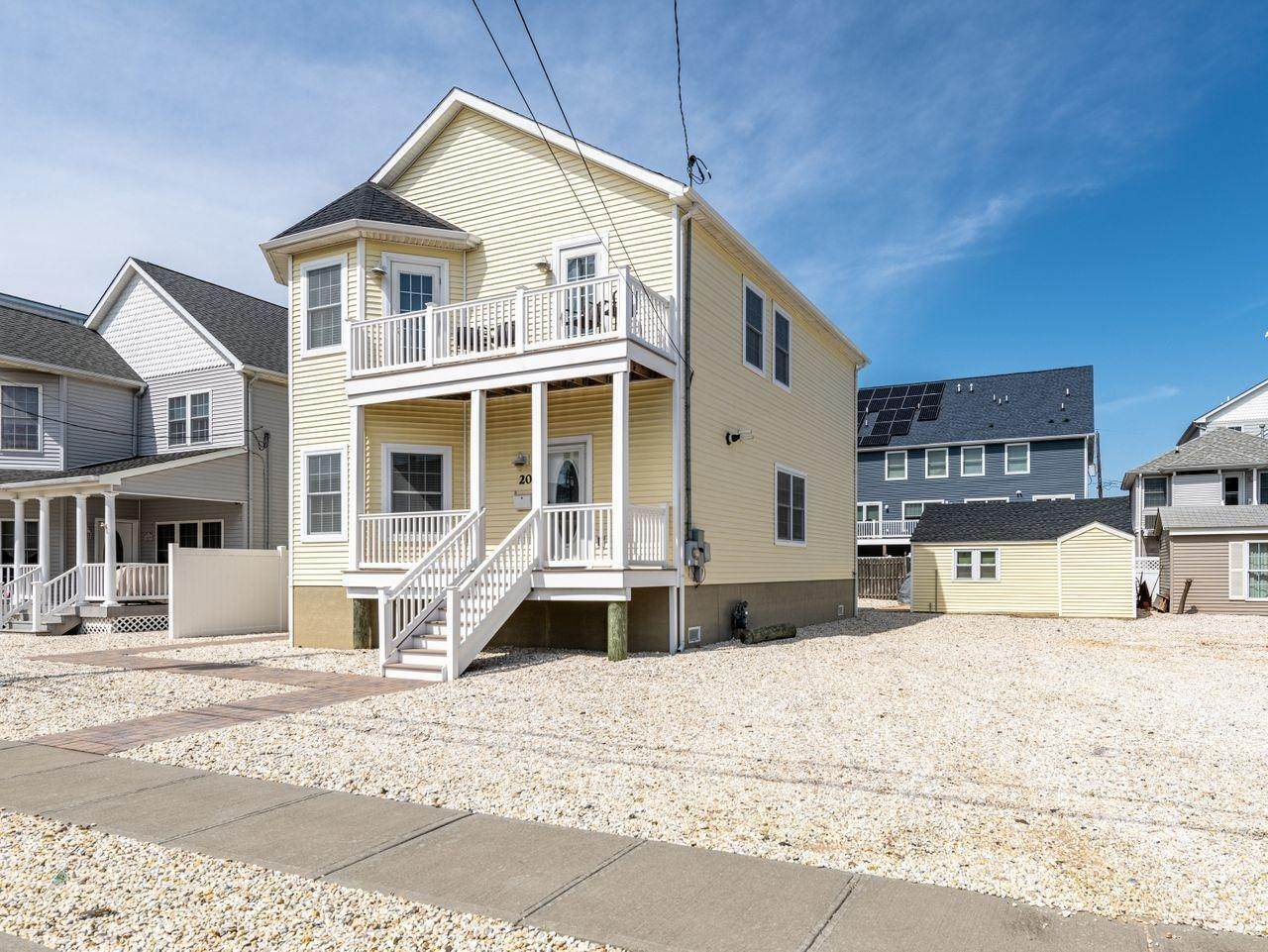 Single Family Homes for Sale at 20 8th Avenue Seaside Heights, New Jersey 08751 United States