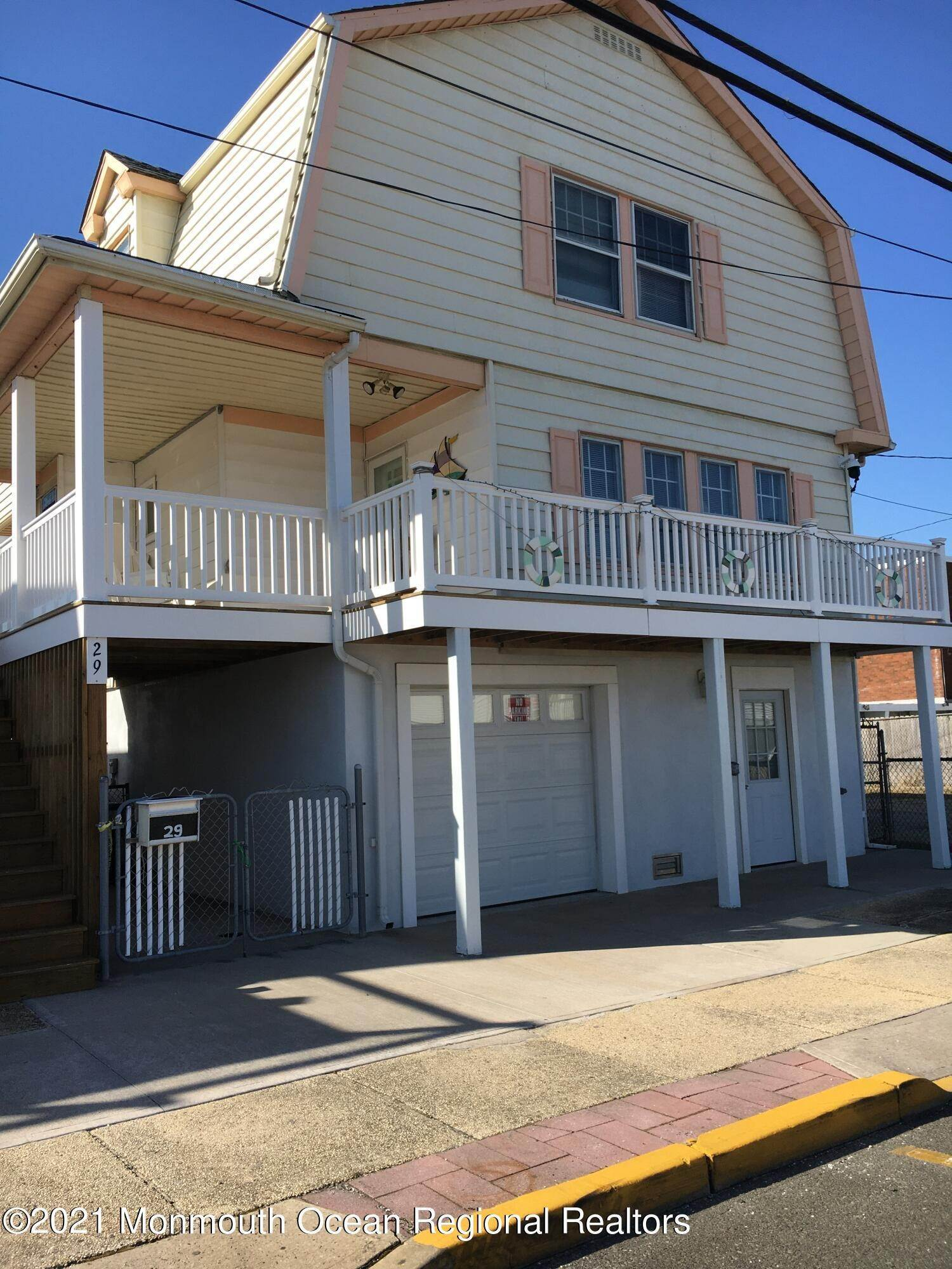 Single Family Homes for Sale at 29 Dupont Avenue Seaside Heights, New Jersey 08751 United States