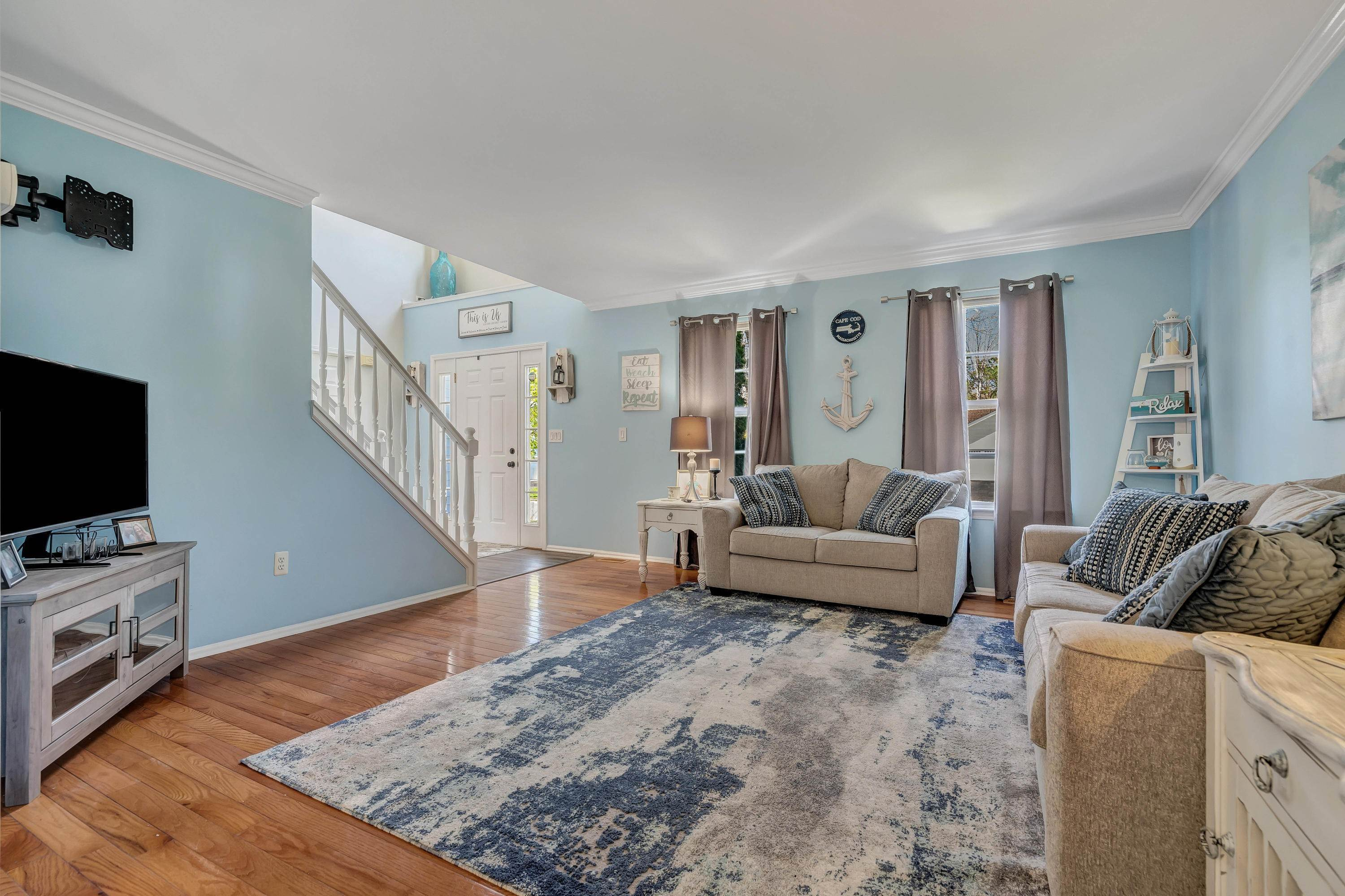 18. Single Family Homes for Sale at 1804 Breakers Drive Manahawkin, New Jersey 08050 United States