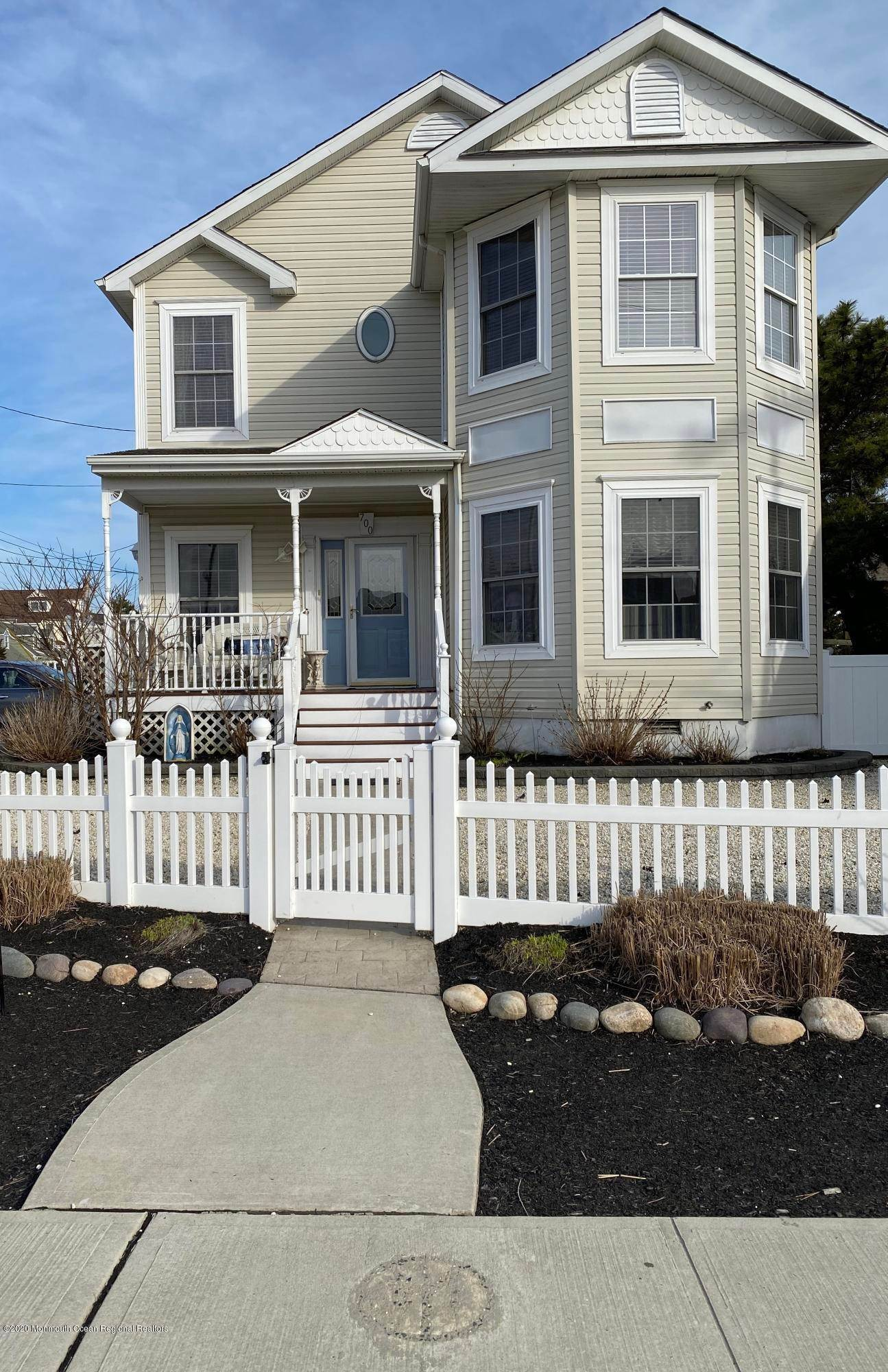 Single Family Homes at 700 Central Avenue Seaside Park, New Jersey 08752 United States