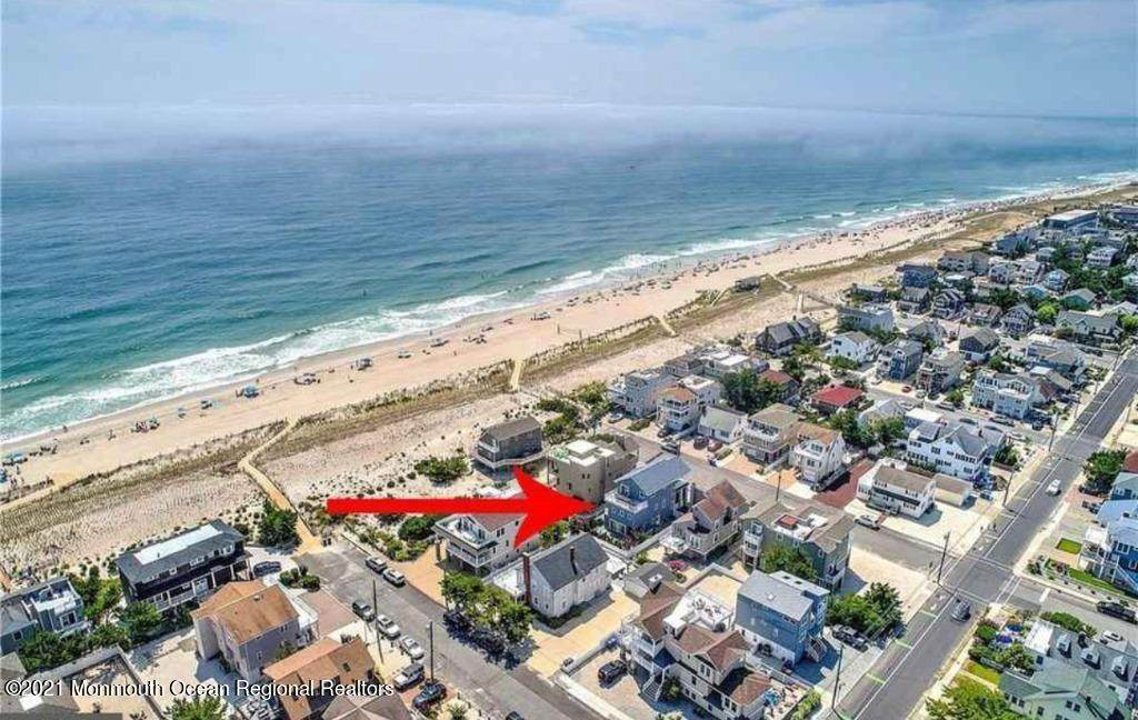 Single Family Homes for Sale at 17 7th Street Beach Haven, New Jersey 08008 United States
