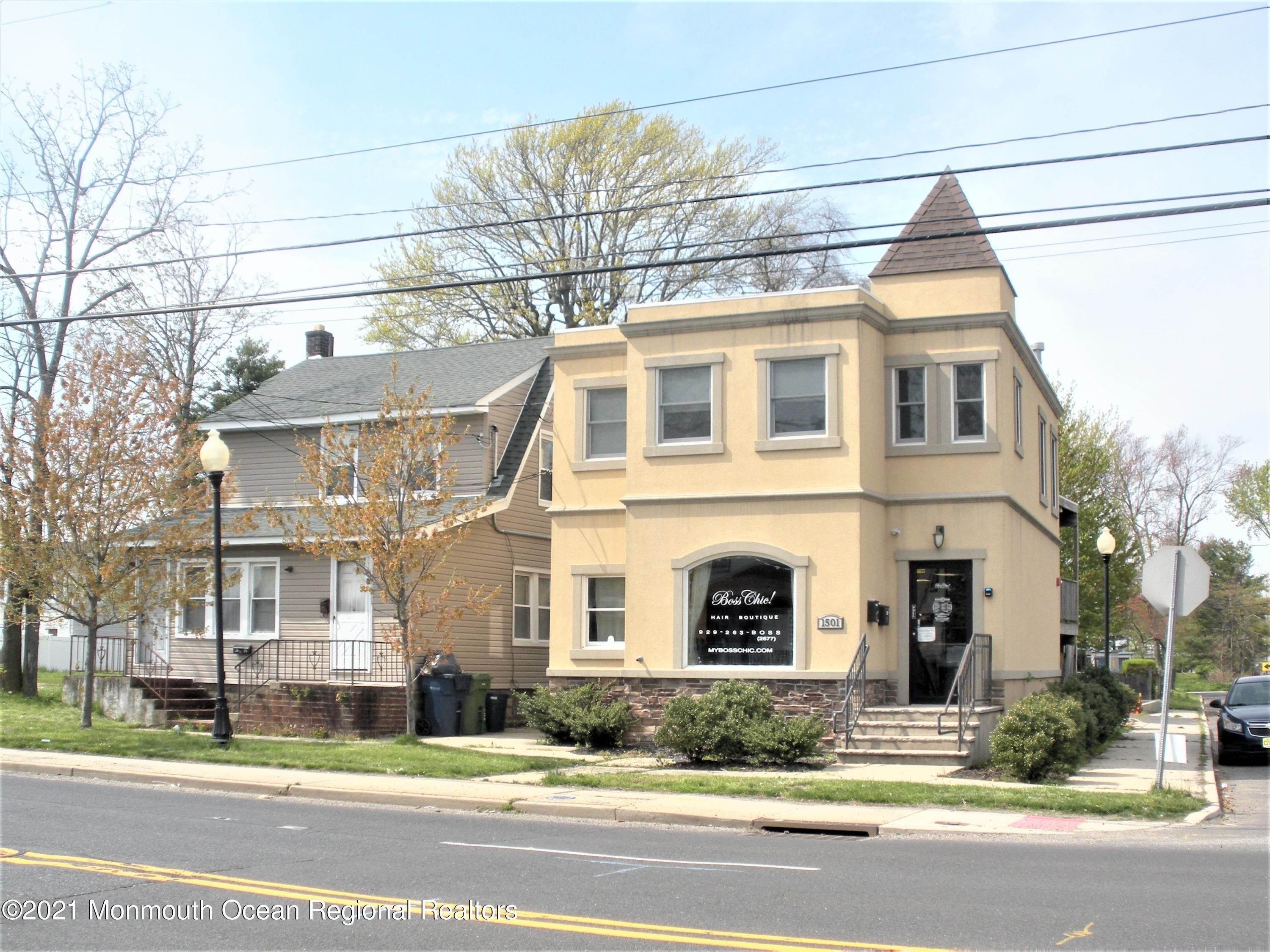 Commercial for Sale at 1501 Corlies Avenue Neptune, New Jersey 07753 United States