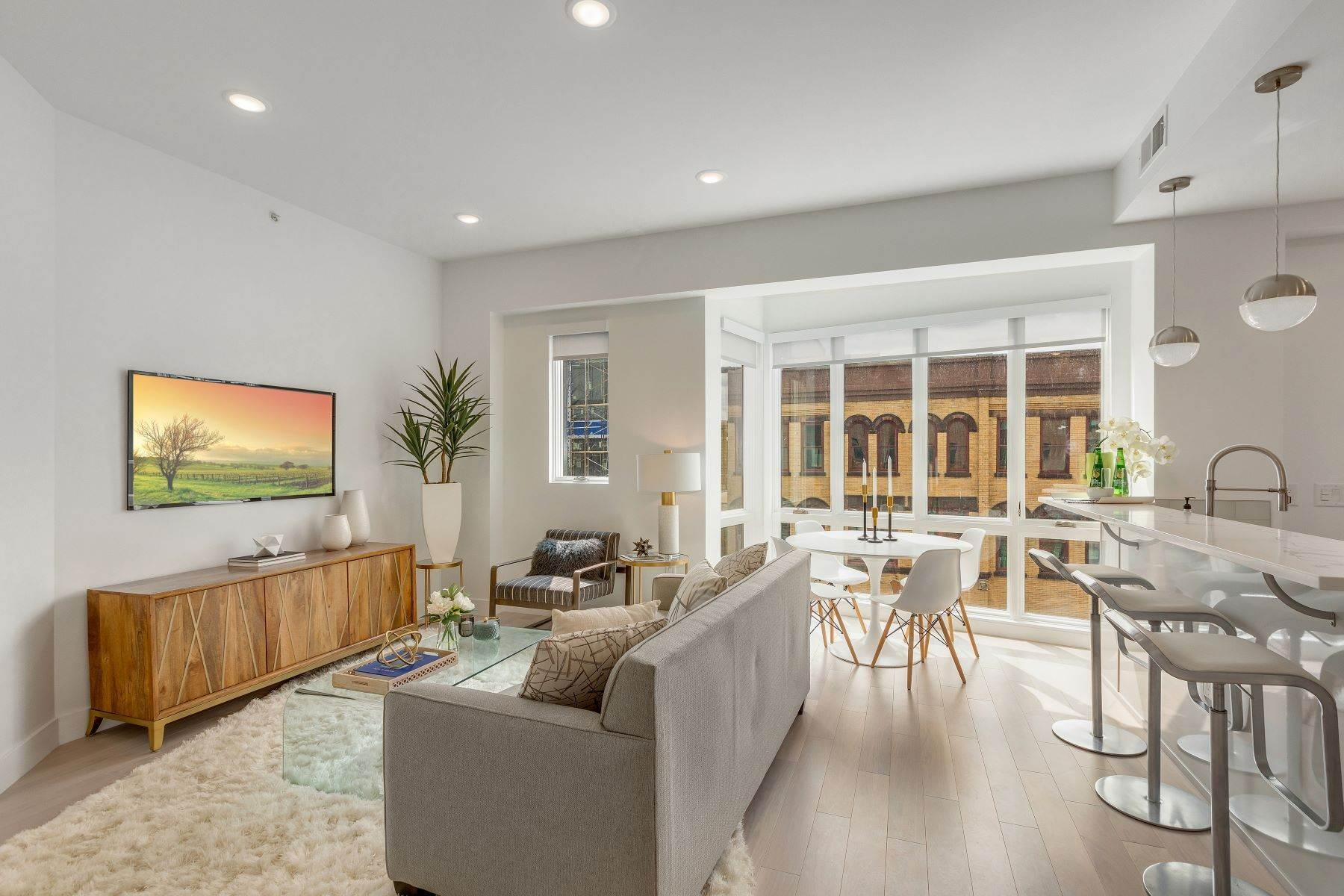 Condominiums for Sale at Welcome to downtown Jersey City's newest luxury boutique condominium building, 332 Newark Avenue, Unit 3B Jersey City, New Jersey 07302 United States