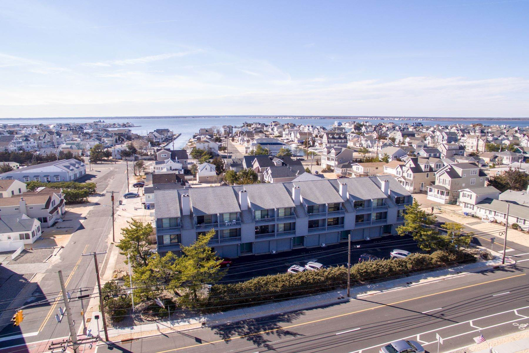 Condominiums for Sale at Large Townhouse Located One Block To The Beach 3629 Route 35 North #3 Normandy Beach, New Jersey 08739 United States