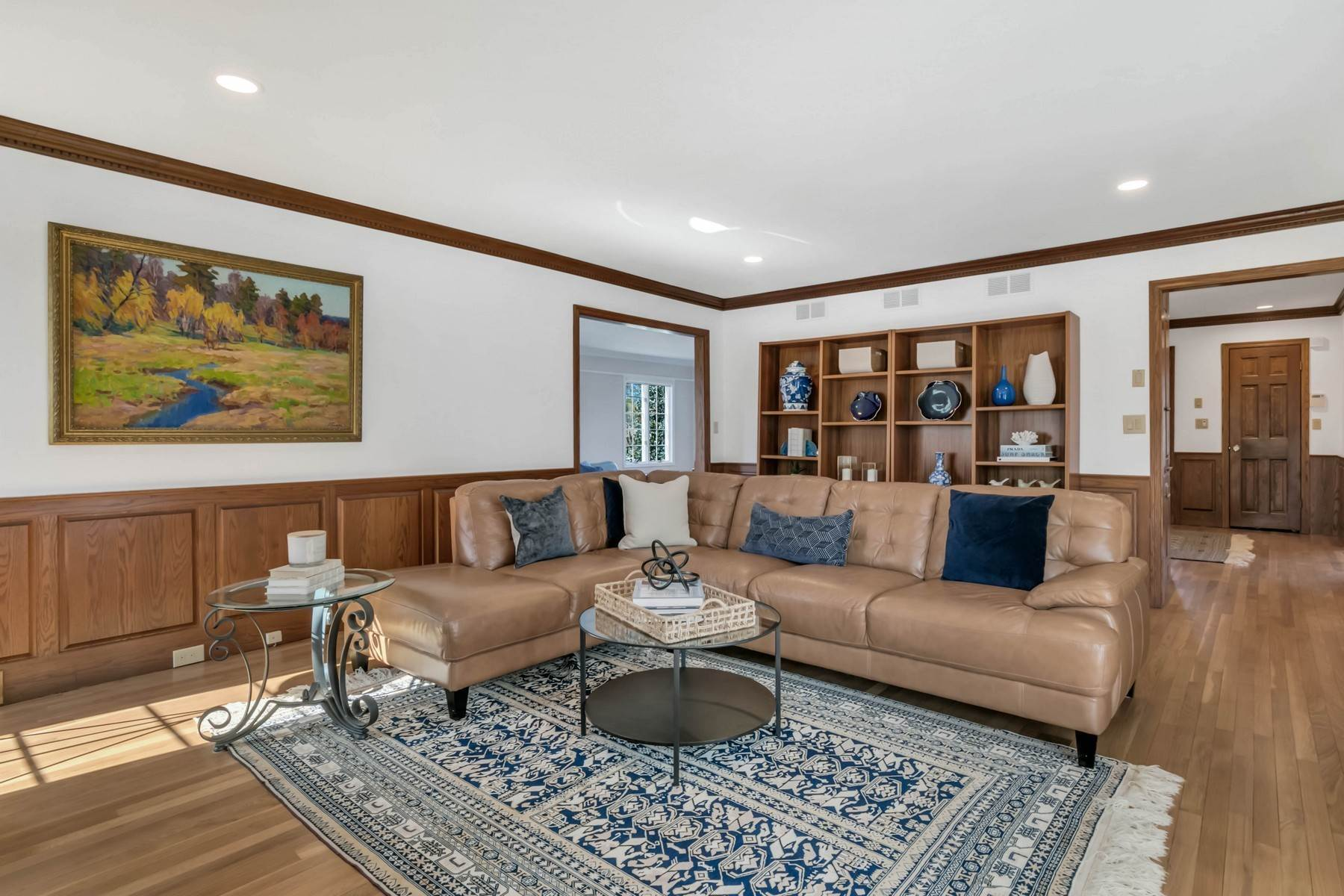 10. Single Family Homes for Sale at Elegance Meets Edgy Infused with Exceptional Quality and Custom Updates 130 Lippincott Road Little Silver, New Jersey 07739 United States