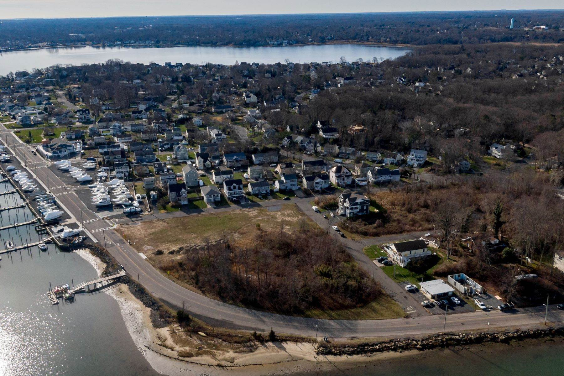 10. Single Family Homes for Sale at NEW Waterfront home to be built in desirable Shark River Hills 25 S Riverside Dr Neptune, New Jersey 07753 United States