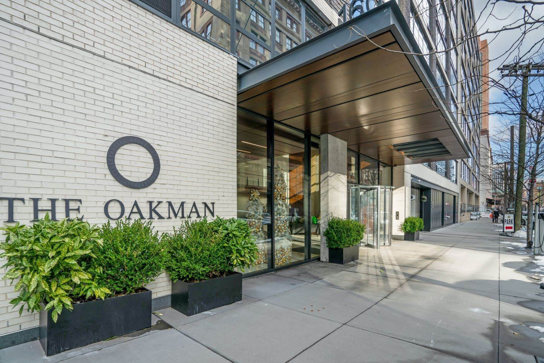 Condominiums em Luxury at the Oakman 160 1st Street, #713 Jersey City, Nova Jersey 07302 Estados Unidos