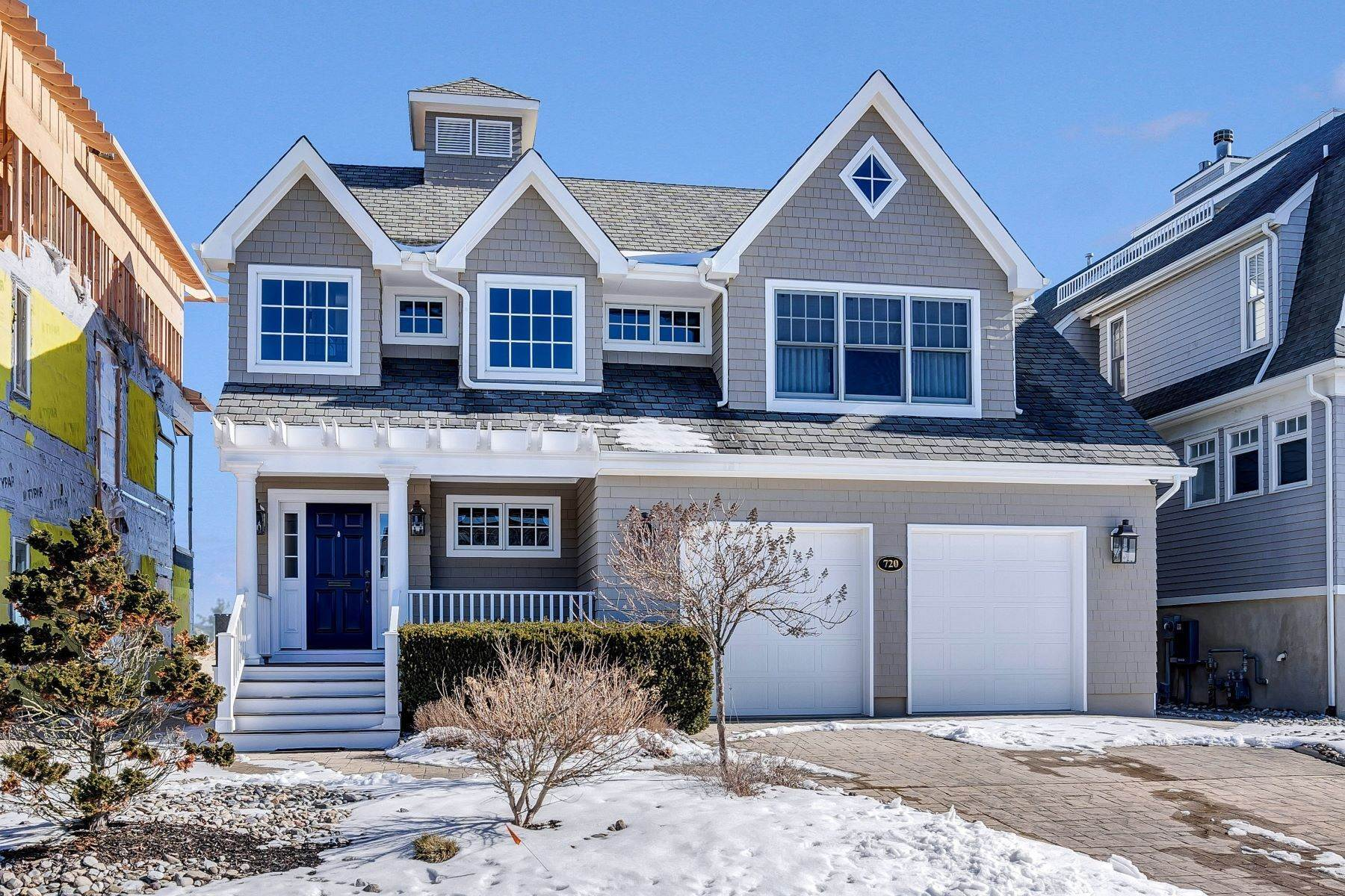 Single Family Homes em Seasonal Rental in Sea Girt 720 Morven Terrace Sea Girt, Nova Jersey 08750 Estados Unidos