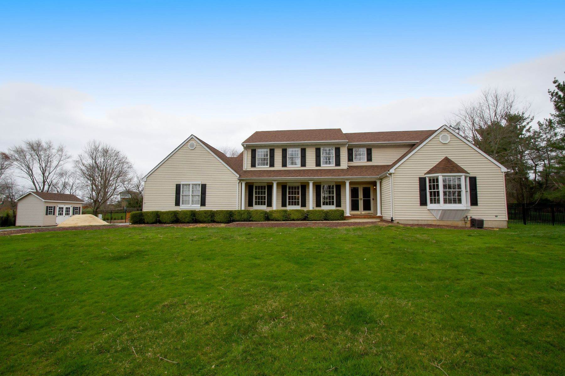 Single Family Homes for Sale at 19 Red Hawk Road S 19 Red Hawk Rd S Colts Neck, New Jersey 07722 United States