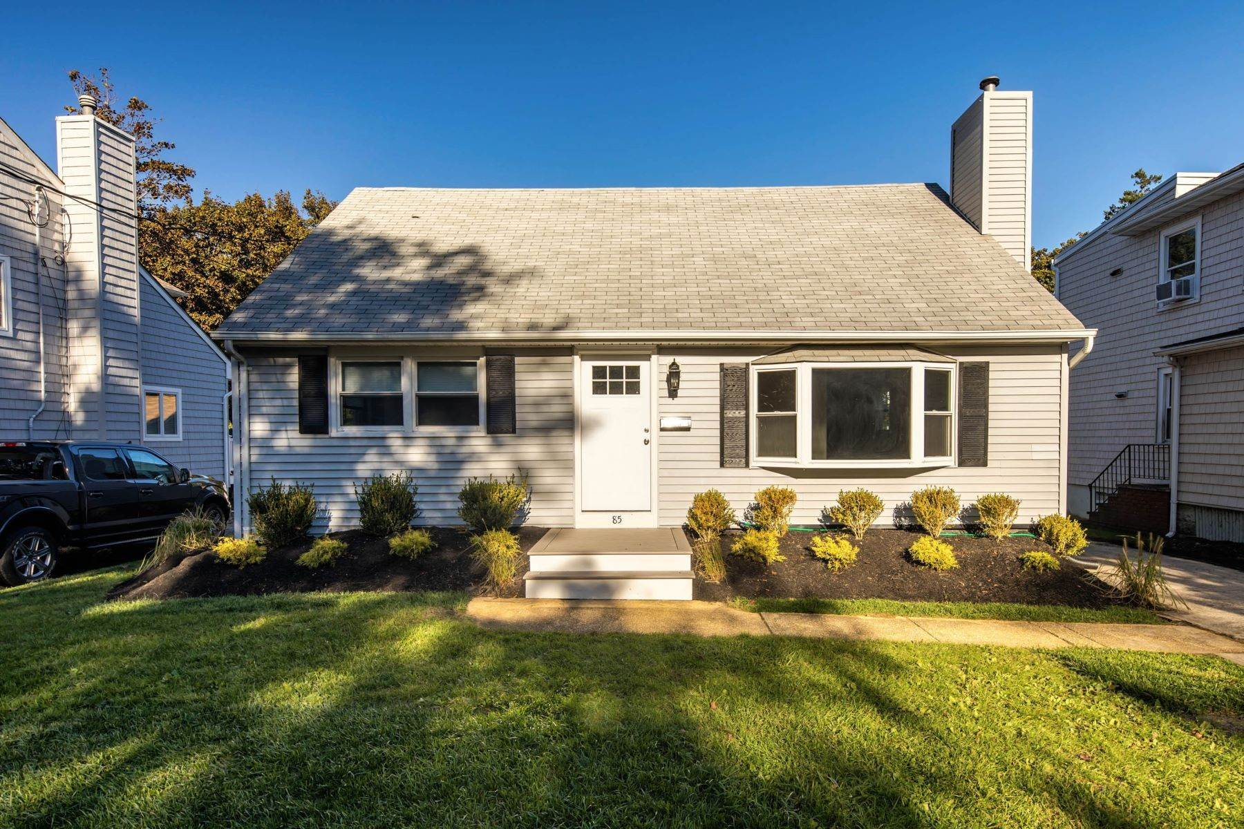 Single Family Homes at Renovated Cape Cod Rental 85 Avenue of Two Rivers Rumson, New Jersey 07760 United States